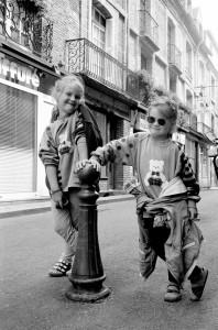 1994Juli Kinder Straße